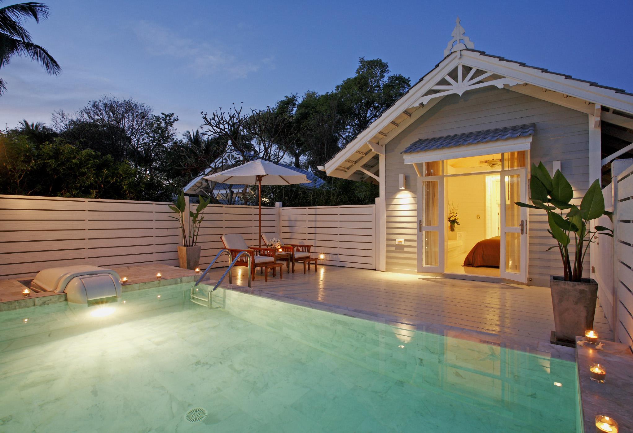 Entara Grand Beach Resort Villas Hua Hin