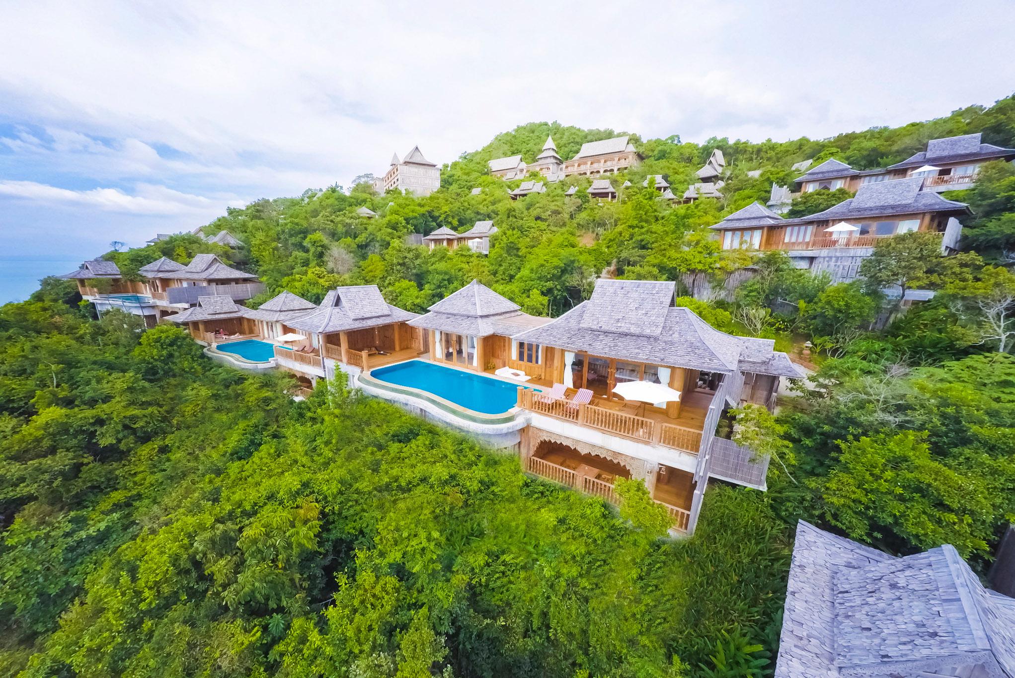Hotel Santhiya Resort Spa Thailand